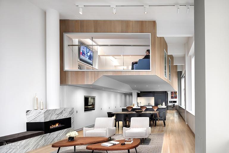 Joel Sanders Architect Reimagines A Funky West Village Duplex