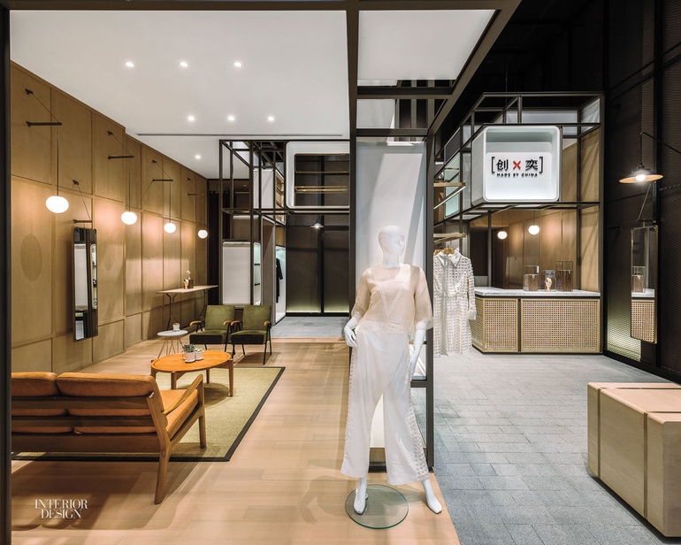 Firm lukstudio project chuang x yi site shanghai photography by dirk weiblen