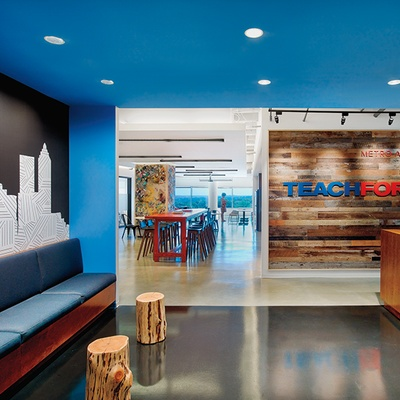 M Moser Designs Teach For America Outposts