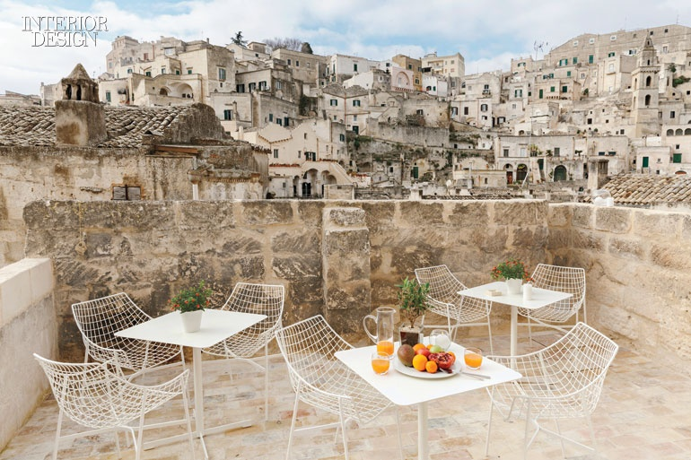 Manca Studio S La Dimora Di Metello Hotel Puts Matera Italy On The Map