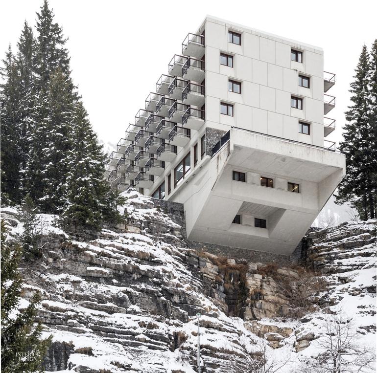 R Architectureu0027s Renovation Of Marcel Breuer Ski Resort Prioritizes Public  Space