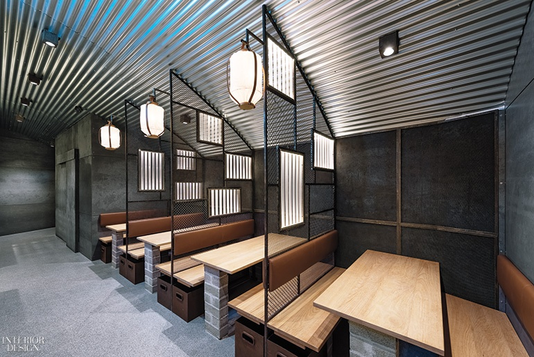 Designer Masquespacio Project Hikari Yakitori Bar Site Valencia Spain Photography By Luis Beltrn