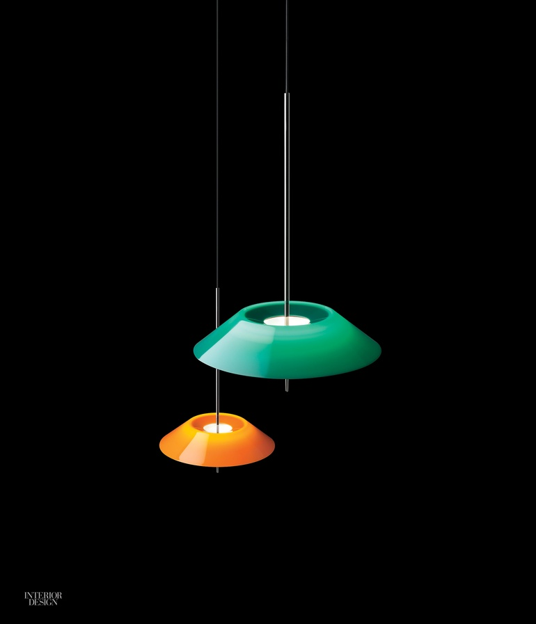 New lighting fixtures Fancy Mayfair By Diego Fortunato For Vibia Vibrant Orange Or Glowing Green Acrylic Shade Reminiscent Of The Classic Library Lamp Reads Posh Courtesy Of Its Laface Mcgovern Innovative New Lighting Fixtures