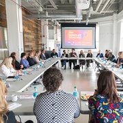 Workplace Roundtable Investigates Industry Trends at NeoCon 2018