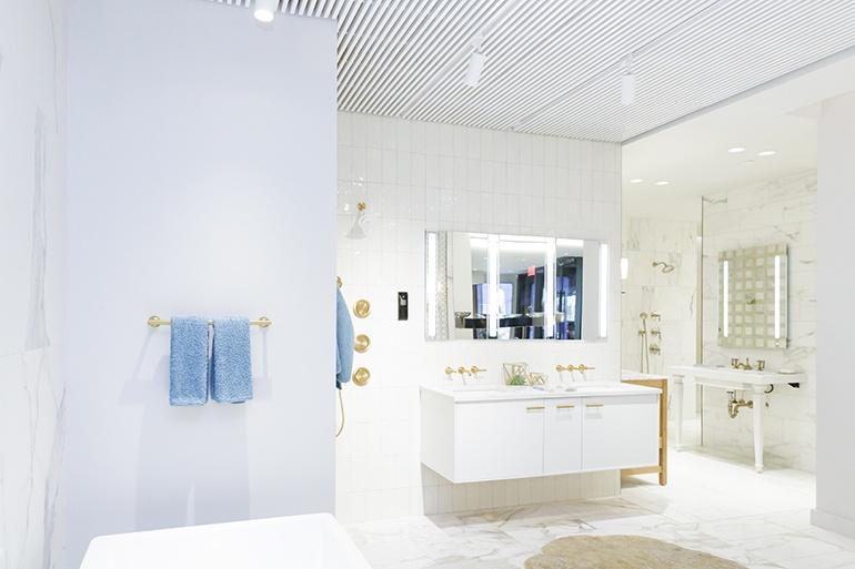 NKBA and Interior Design Host Designers at Kohler Experience Center NYC