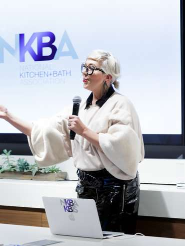 NKBA And Interior Design Host Designers At Kohler Experience Center NYC