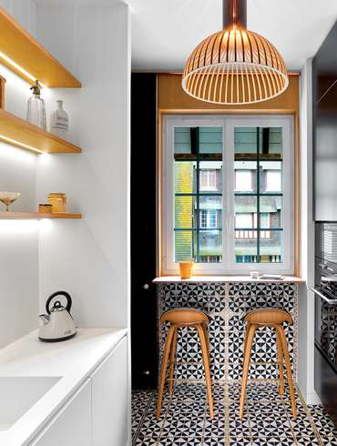 Interior Decorations. 7 Simply Amazing French Apartments Interior Design