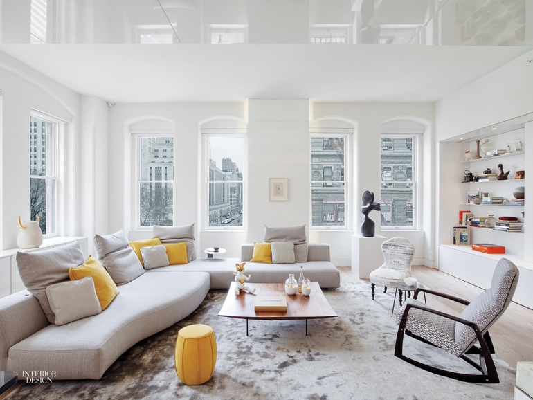 Resources DDCs Babak Hakakian Unwinds In A Manhattan Apartment By ODA New York