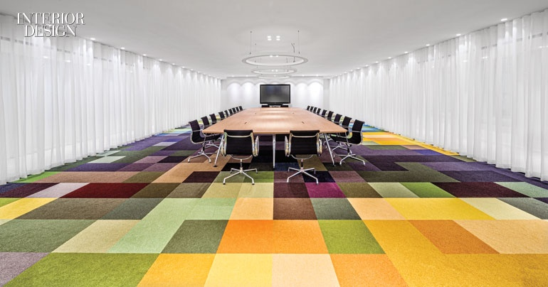 Hofmandujardin S Carpet Tiles For Desso Resemble 19th