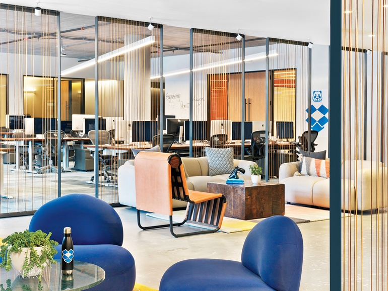 Dropbox corporate office Address Interior Design Dropbox Headquarters By Rapt Studio Perfectly Captures Company Culture
