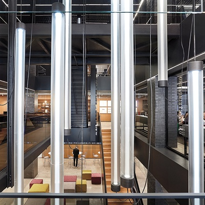 Gensler Goes Bold With A New Office In NYC