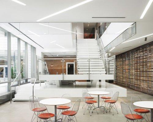 On The Move: Perkins + Will NY Names Brent Capron Interior Design Director