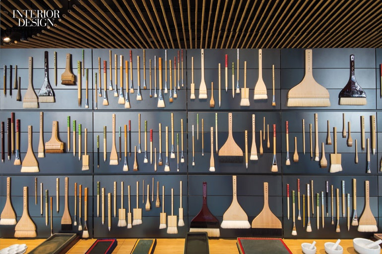 For the Pigment Store in Tokyo, Kengo Kuma Thought Like An