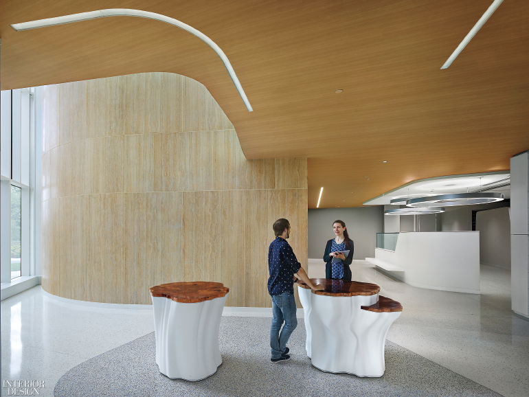 Jefferson Health By EwingCole In Cherry Hill, New Jersey. Photography By  Halkin/Mason Photography.