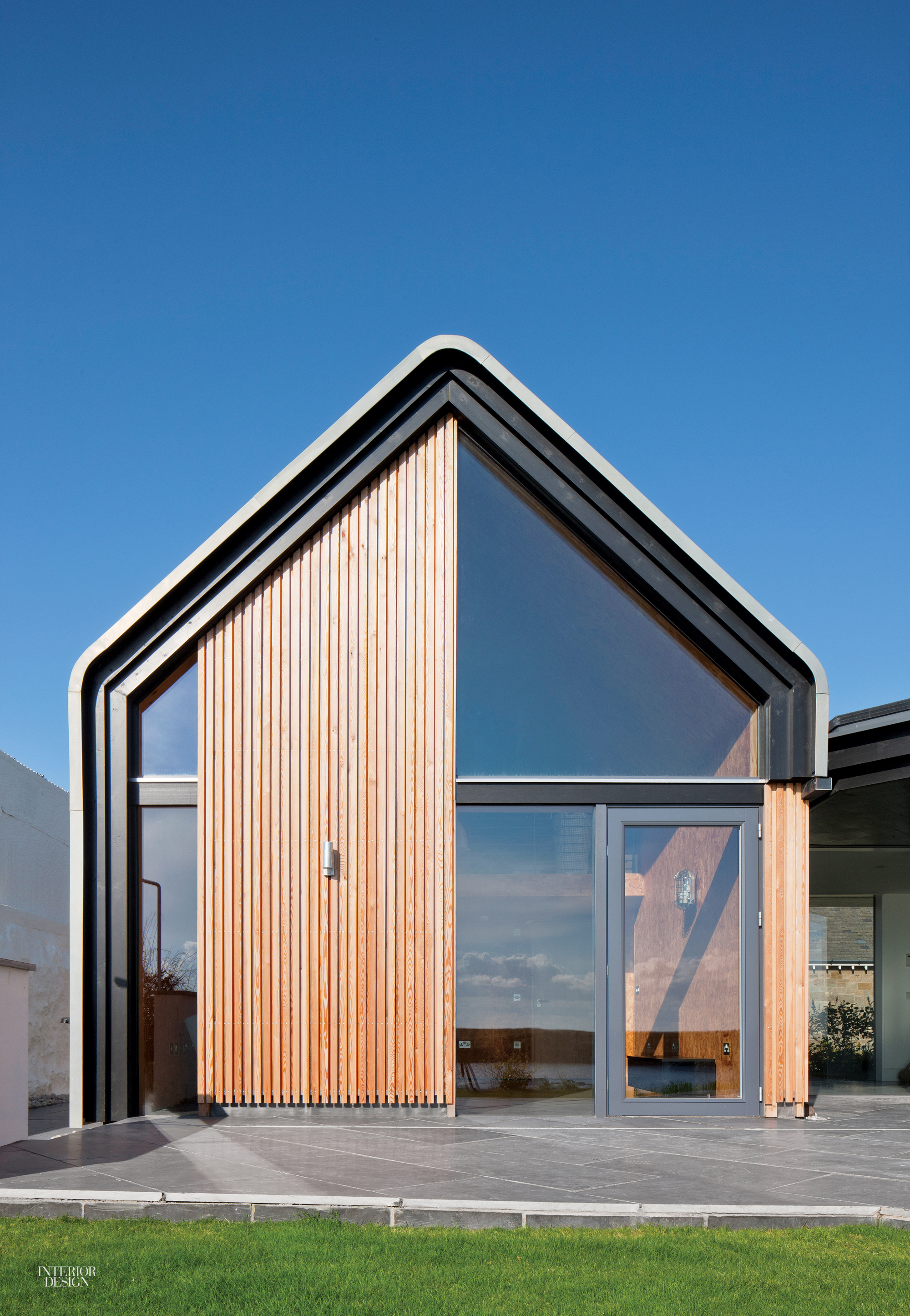 Kingdom Of Light A Modern Beach House In Scotland Interior Design Magazine,Modern Luxury Simple Living Room Lighting Design