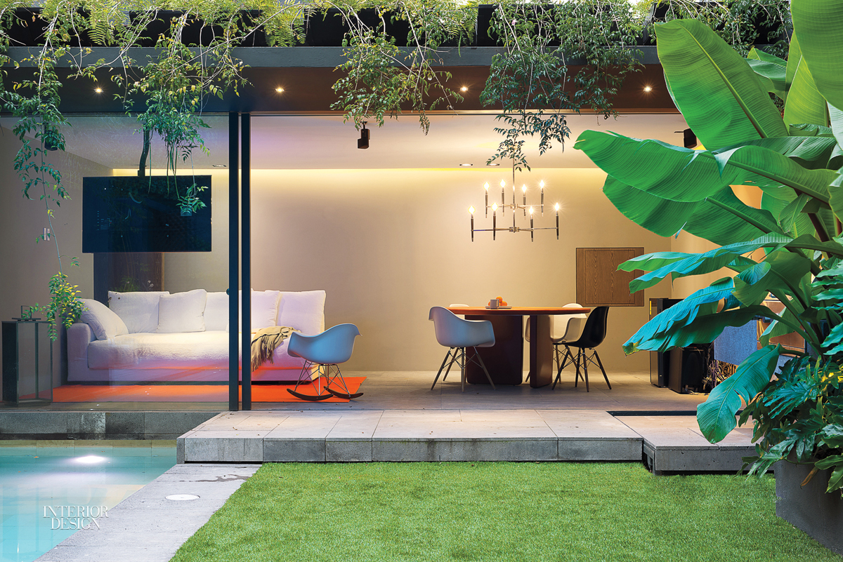 1970 S House In Mexico City Recast For Indoor Outdoor Living