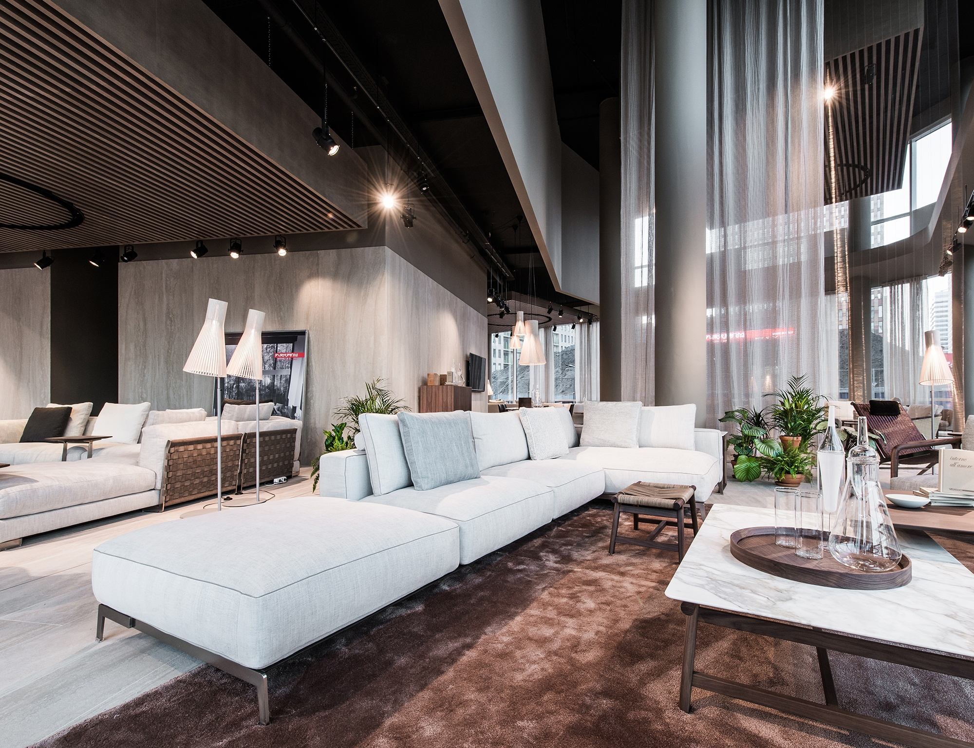 Flexform S 25th Showroom Opens In Amsterdam
