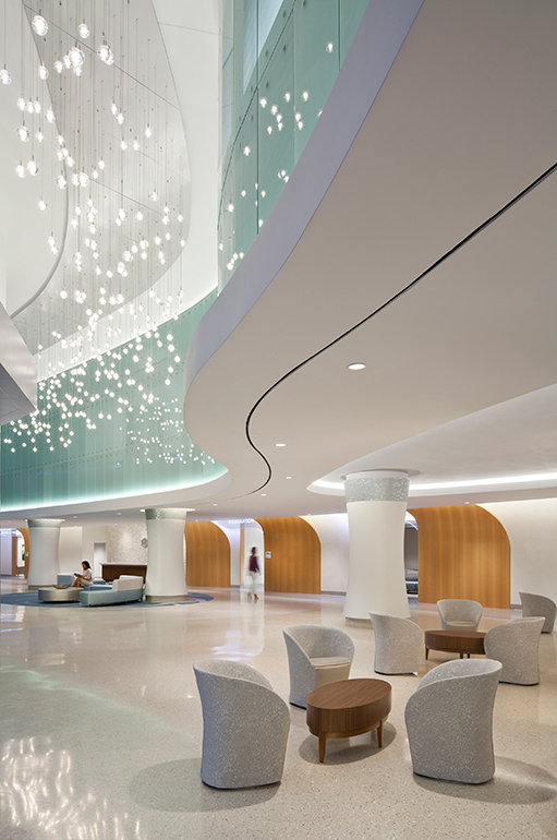 The Winners Of The IIDA Healthcare Interior Design