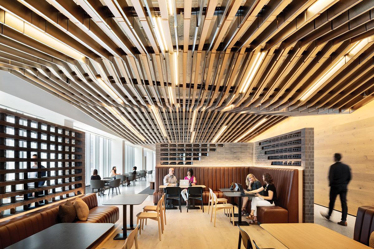 Hyatt Global Headquarters By Gensler 2017 Best Of Year