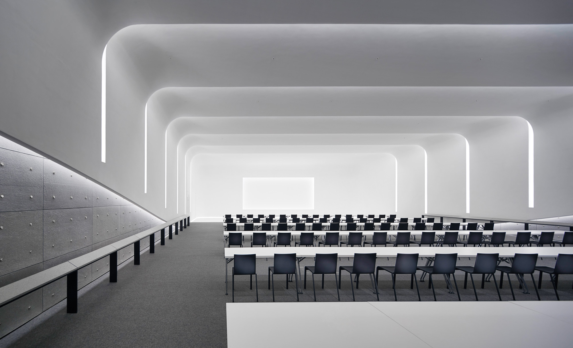Gensler designs spectacular seoul conference center for hyundai