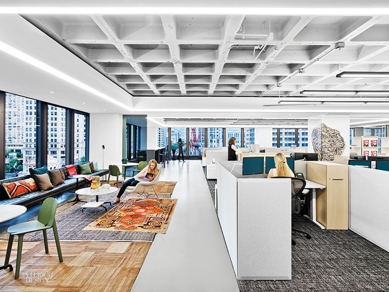 new iida headquarters by gensler thinks big chicago scale