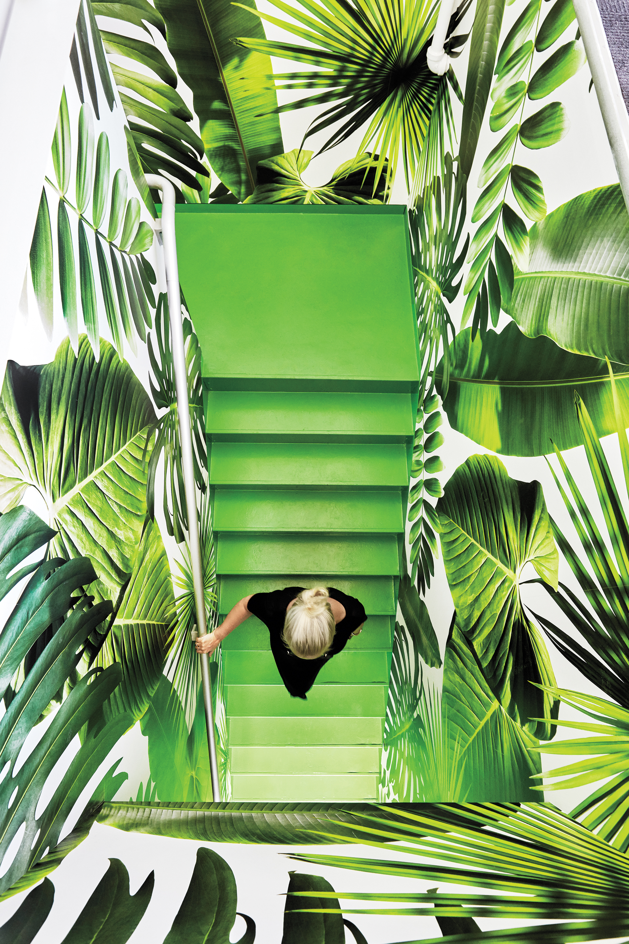 Green Interior Ideas For Your Home: 7 Green Interiors