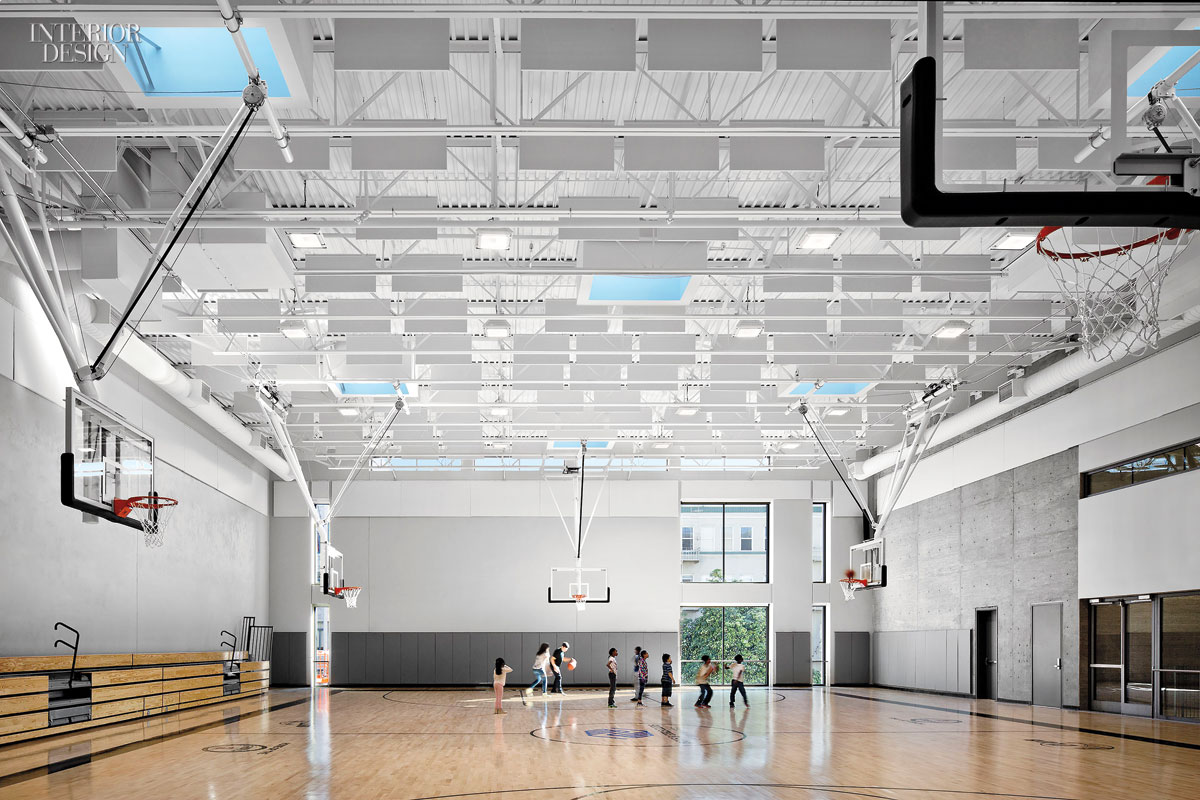 TEF Design Made The Gym Single Largest Space At Boys Girls Clubs Of