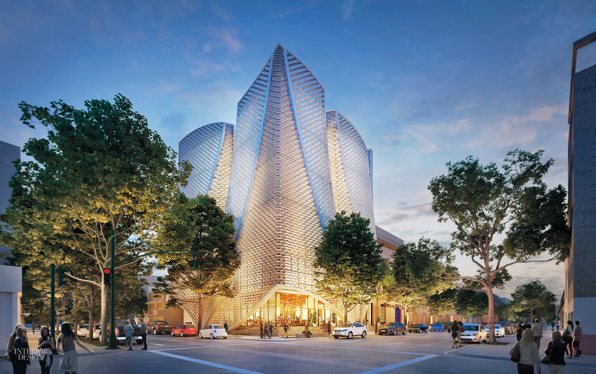 Belzberg Architects Animates Mexico City With 5 Energetic