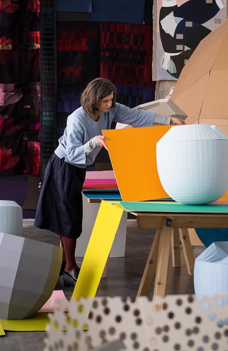 Hella Jongerius Explores Color at London's Design Museum