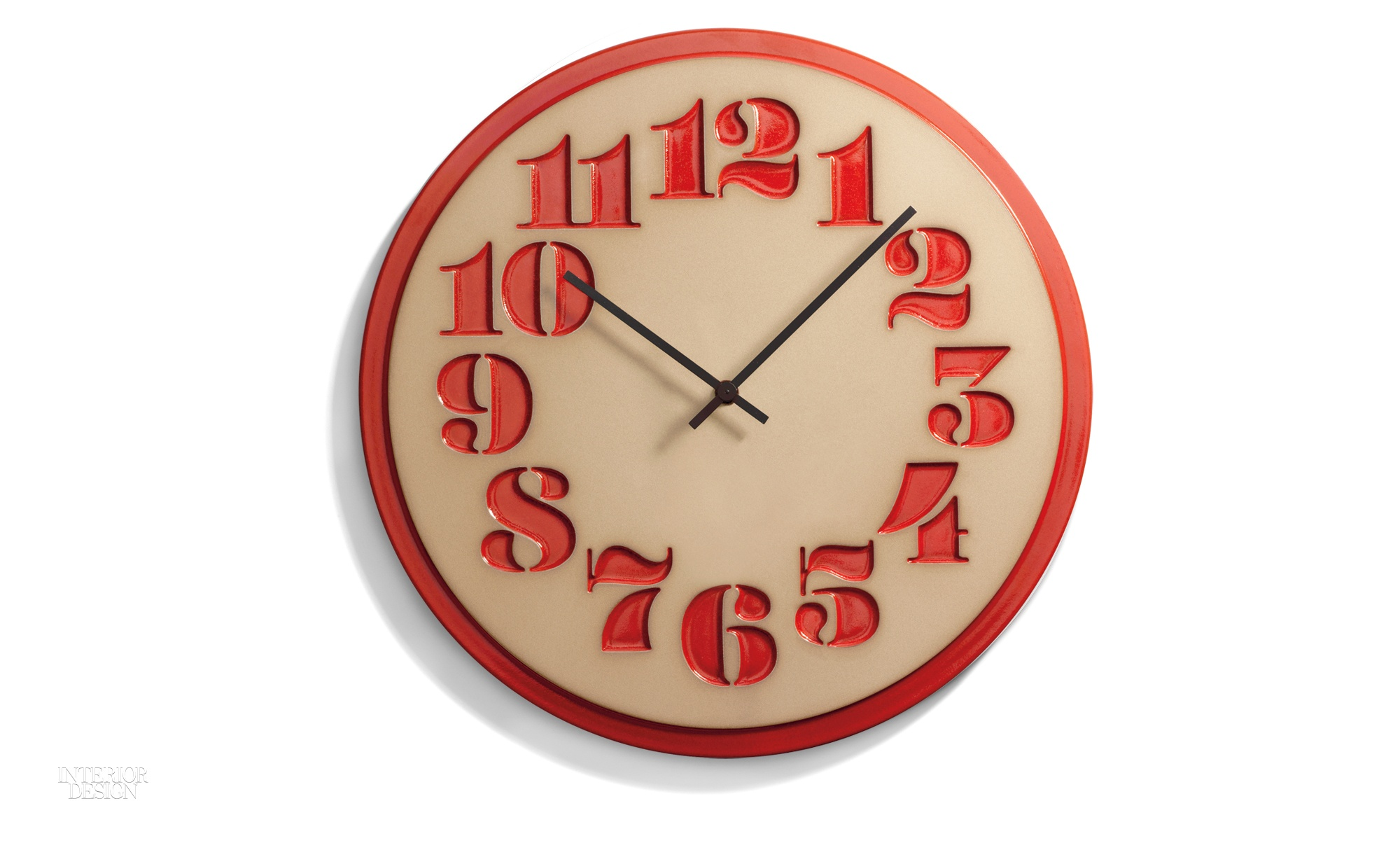 30 Inch Clock Stencil: House Industries Toasts 25 Years With New Book And