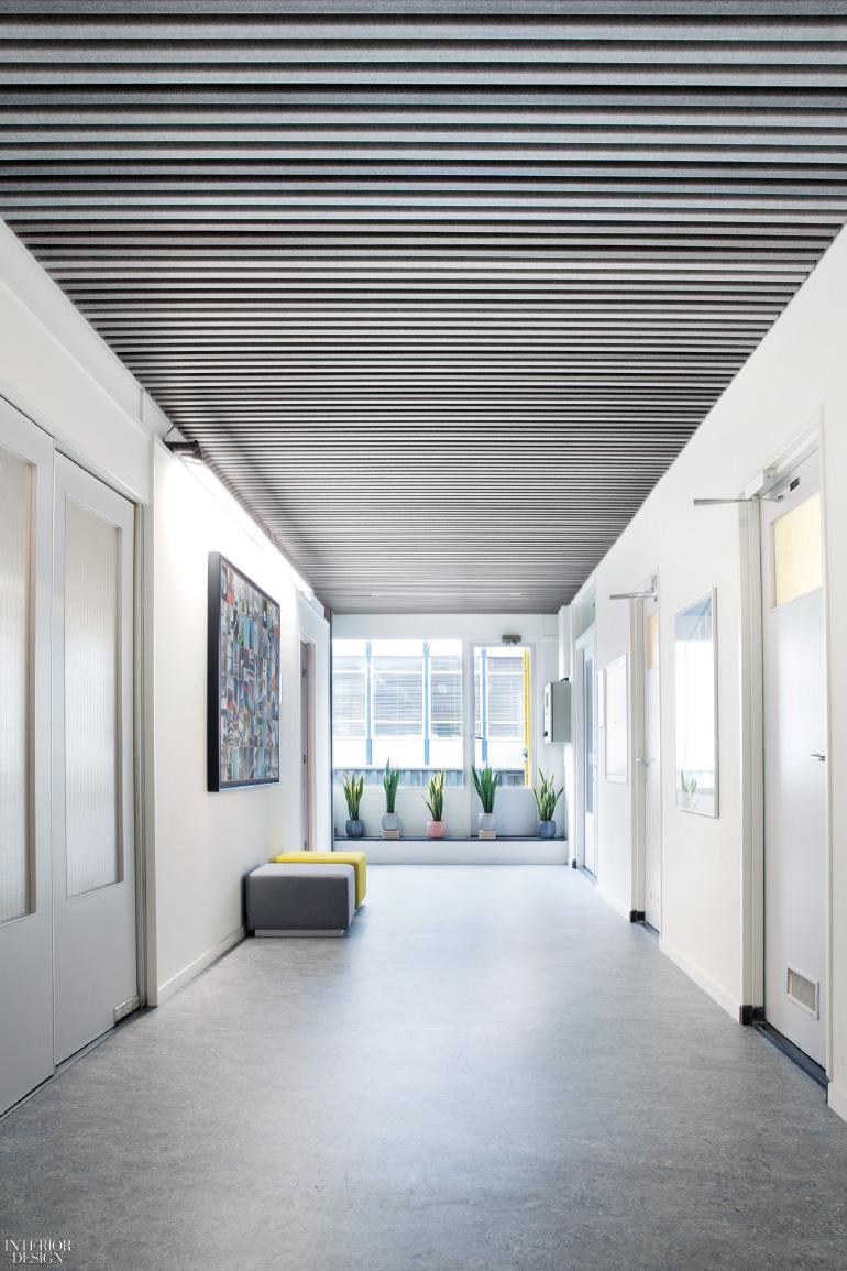 Hunter Douglas S Heartfelt Ceiling Panels Are Easy On The