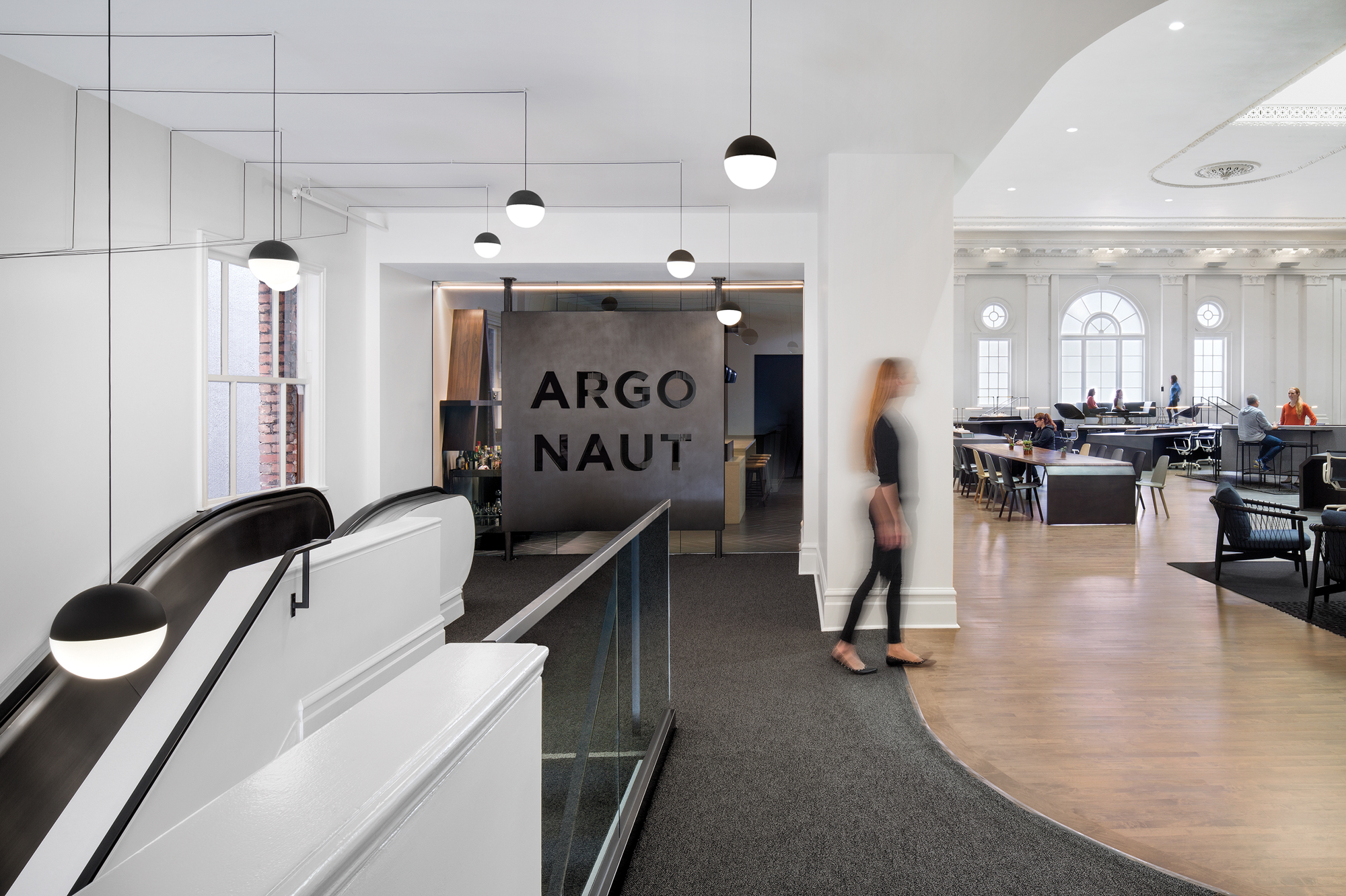 Argonaut by huntsman architectural group 2016 best of for Design companies in san francisco