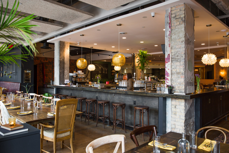 Ellen Hughes Reclaims And Recycles At Fig Farro In Minneapolis