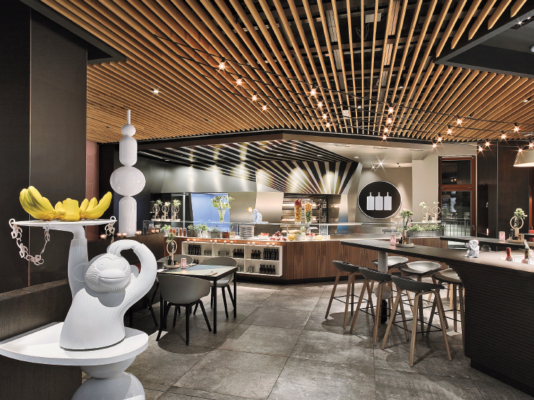Pizzeria Interior Design Ideas