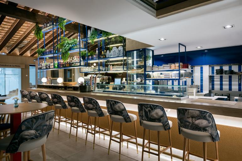 Mercader De Indias Creates A Spirited Restaurant For A