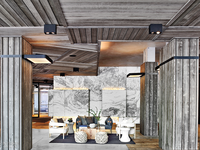 Inc Architecture Amp Design Keeps It Local At 1 Hotel