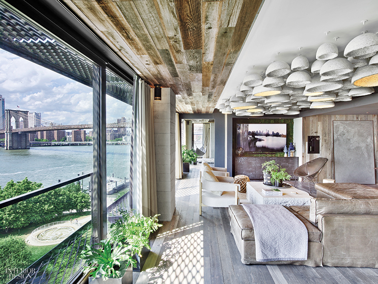 Inc Architecture Amp Design Keeps It Local At 1 Hotel Brooklyn Bridge Park