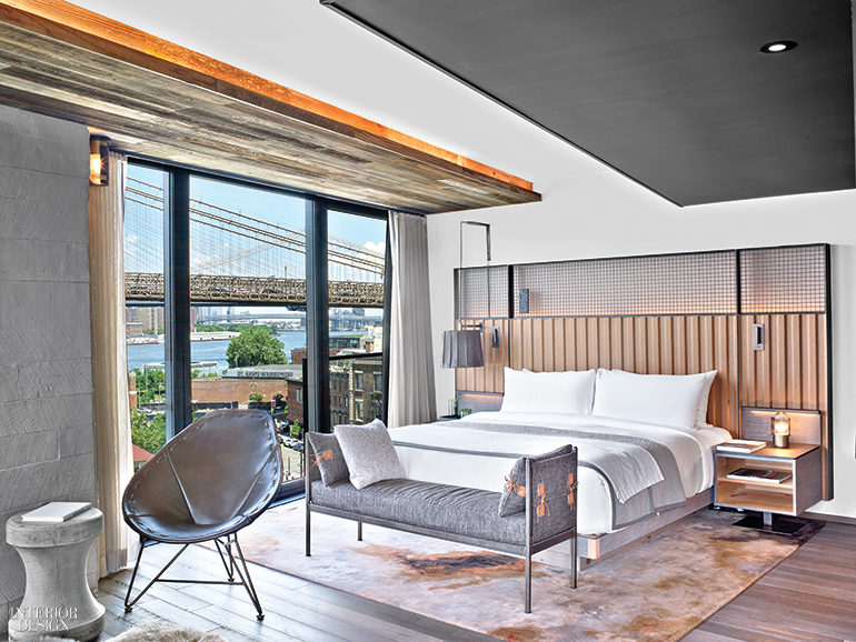 INC Architecture U0026 Design Created The Artfully Sustainable Interiors At 1  Hotel Brooklyn Bridge Park. Hotels By Starwood Capital Group Often Capture  The ...
