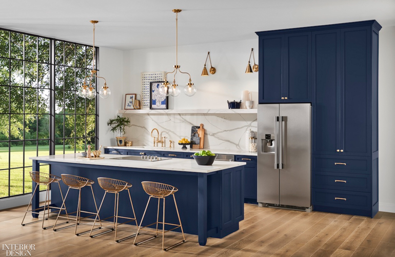 Sherwin Williams Debuts 2020 Color Of The Year Naval