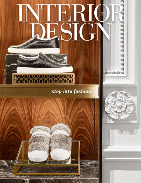 Interior Design April 2017