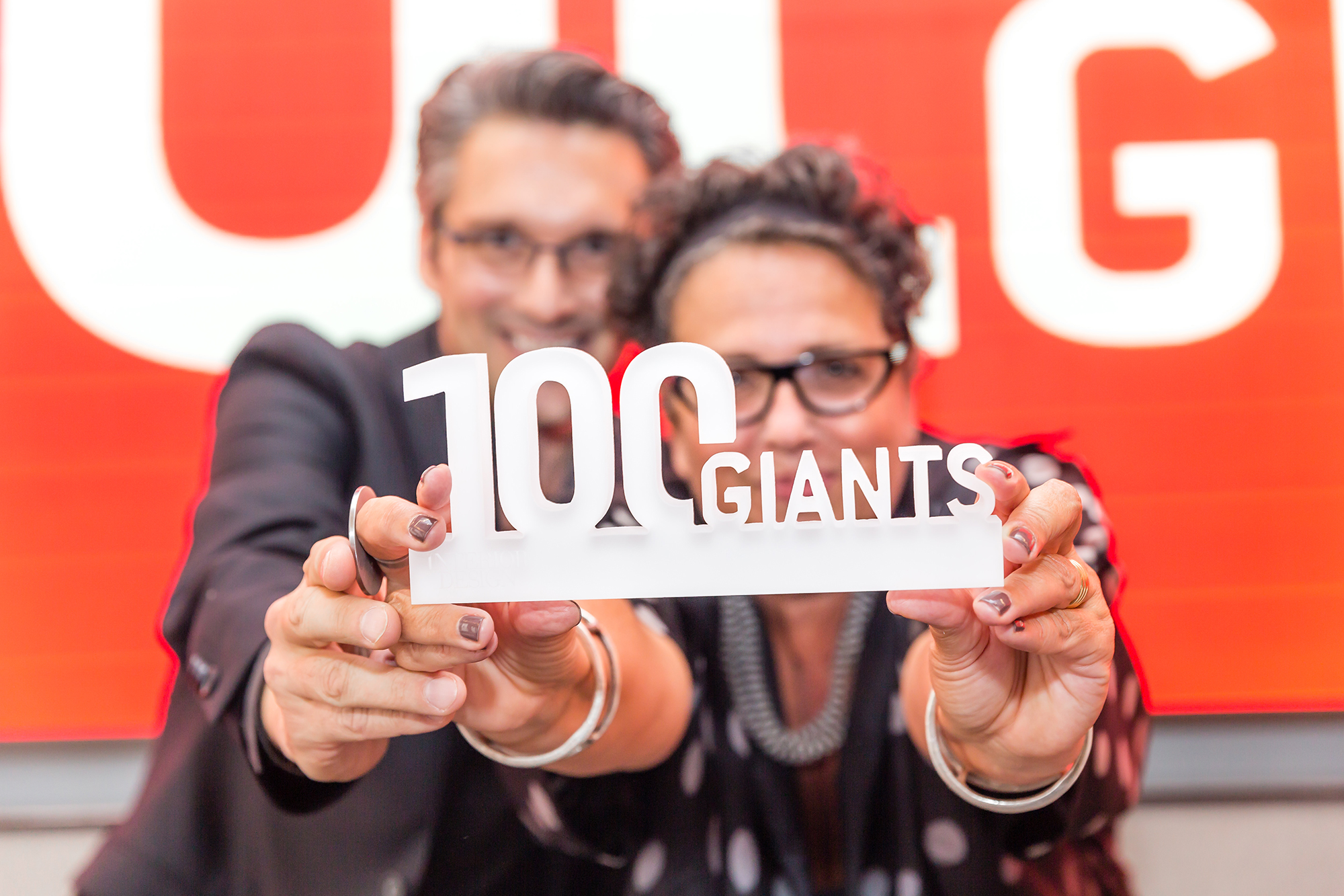 Interior Design Celebrates 40 Years Of Giants With Summer Luncheon
