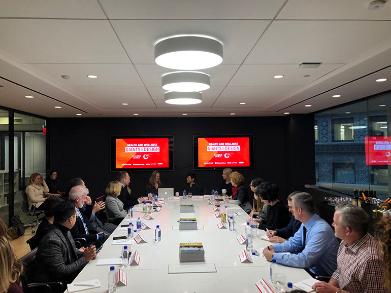Interior design roundtable explores the possibilities of for Interior design events nyc