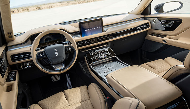 Lincoln Black Label >> Lincoln Flies High With Release Of Aviator And Black Label
