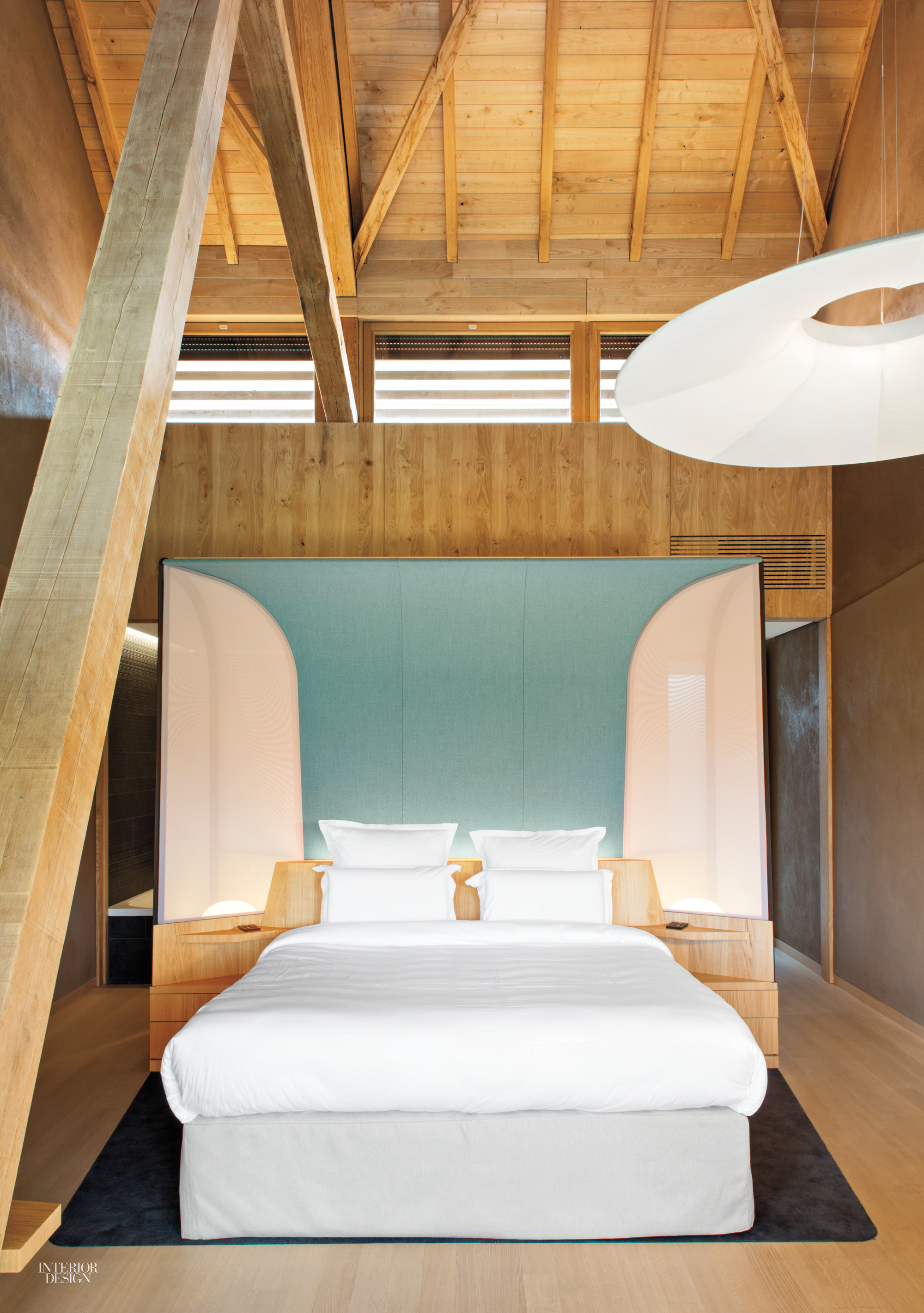 jouin manku designs sensory annex for hôtel des berges in france