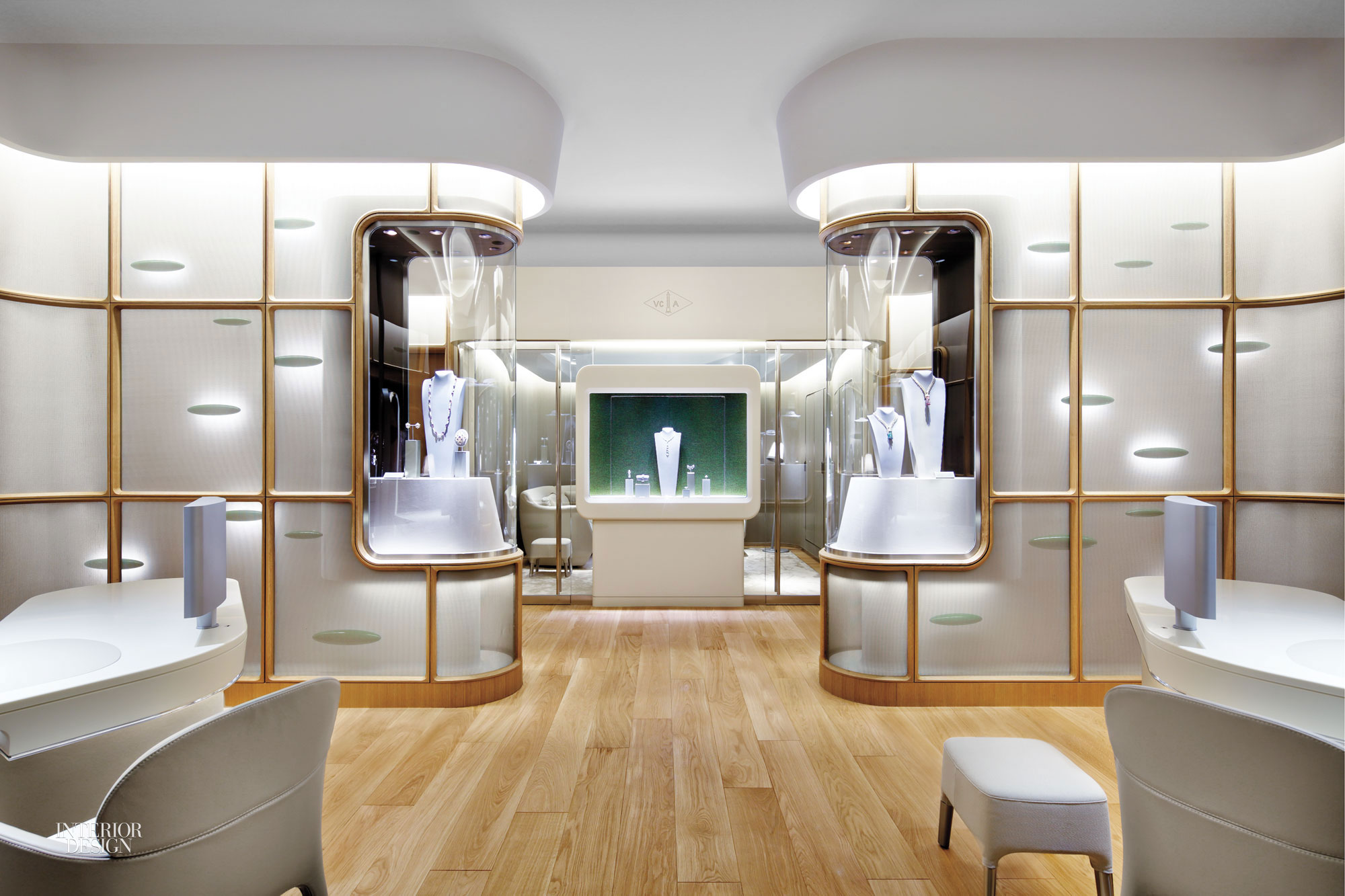 c00a438754ada4 Jouin Manku Creates Glittering Flagship for Van Cleef   Arpels in Tokyo