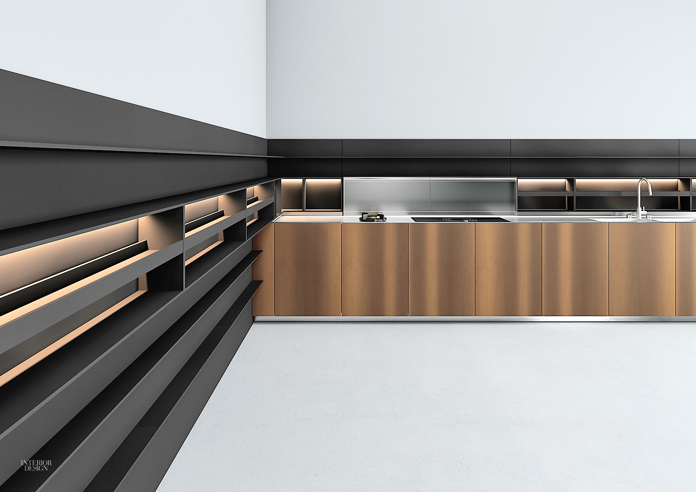 Norbert Wangenu0027s K21 Kitchen System For Boffi.