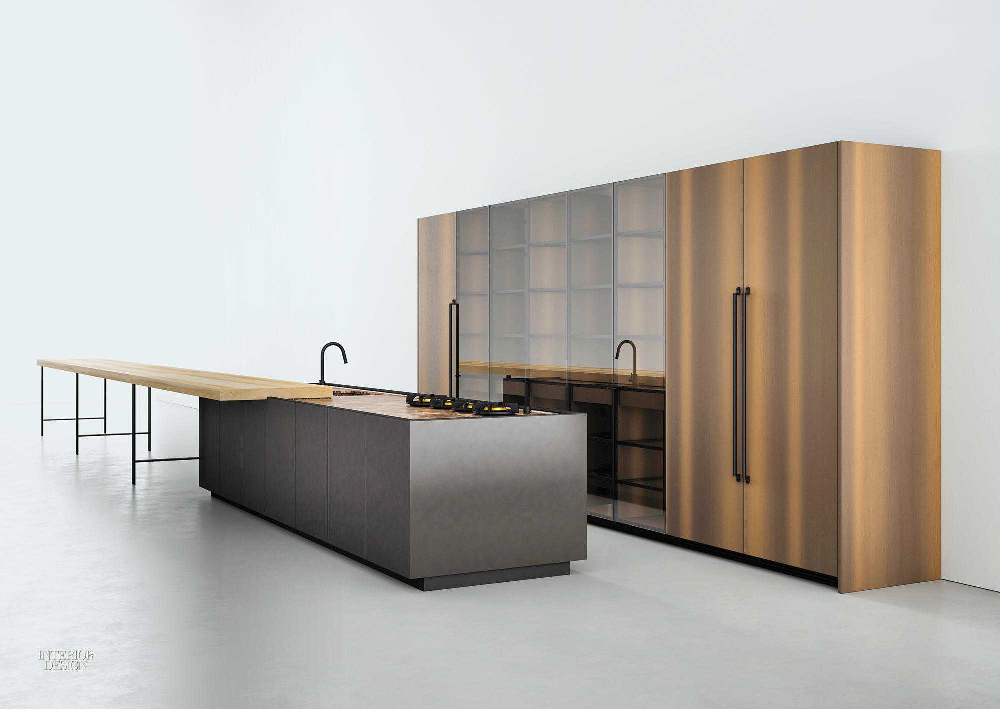 Charmant Norbert Wangenu0027s K21 Kitchen System For Boffi.
