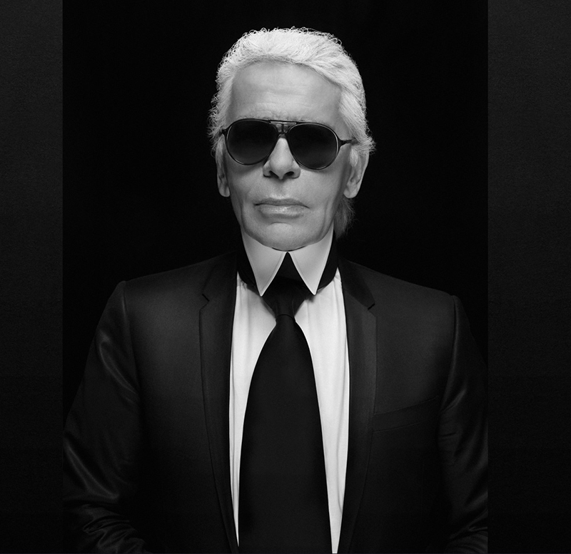 4c8ebe301f0 Best known for shaping the luxury fashion industry through his tenure as  creative director at Chanel (since 1983) and Fendi (since 1965)