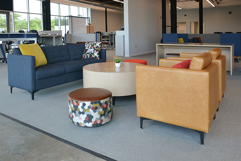 Kimball Office And The Philadelphia Ers Open Innovation Lab - Kimball office furniture