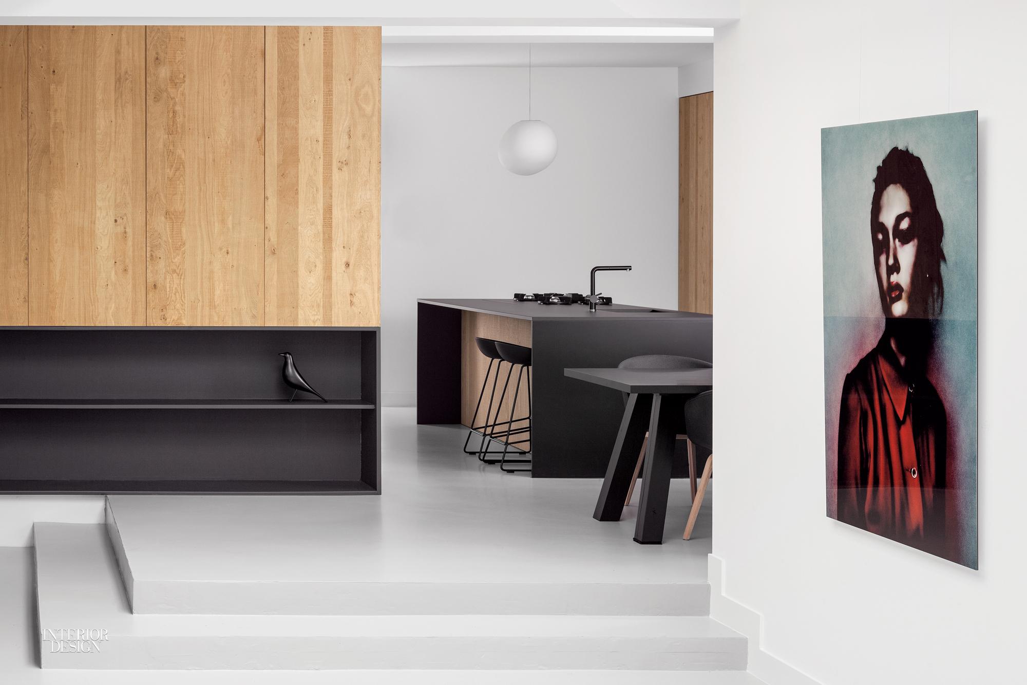 Body work i29 interior architects renovates amsterdam garage conversion